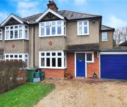 4 Bedrooms House Sold Subject To Contract in Harpenden Road, St. Albans, Hertfordshire - Collinson Hall