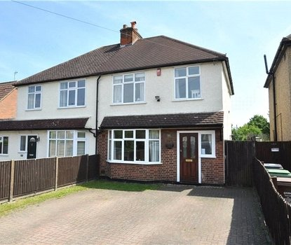 3 Bedroom House Sold Subject To Contract in Park Street Lane, Park Street, St. Albans, Hertfordshire - Collinson Hall