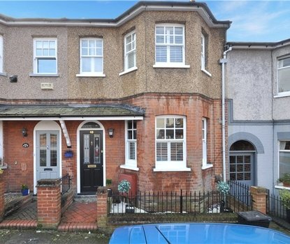 3 Bedroom House Sold Subject To Contract in Worley Road, St. Albans, Hertfordshire - Collinson Hall