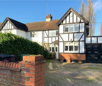 4 Bedrooms House Sold Subject To Contract in Ragged Hall Lane, St. Albans, Hertfordshire - Collinson Hall