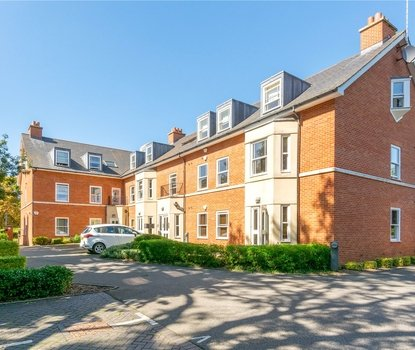 2 Bedroom Apartment Sold Subject To Contract in Aventine Court, 101 Holywell Hill - Collinson Hall