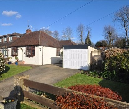 3 Bedrooms Bungalow Sold Subject To Contract in Wildwood Avenue, Bricket Wood, St. Albans, Hertfordshire - Collinson Hall