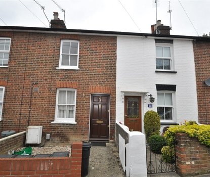1 Bedroom House New Instruction in Inkerman Road, St. Albans, Hertfordshire - Collinson Hall