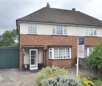 3 Bedrooms House Sold Subject To Contract in Chiswell Green Lane, St. Albans, Hertfordshire - Collinson Hall