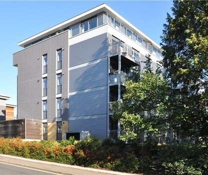 2 Bedrooms Apartment For Sale in Somerville Court, Newsom Place, St Peter's Road, St Albans - Collinson Hall