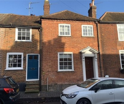 1 Bedroom House For Sale in Sopwell Lane, St. Albans, Hertfordshire - Collinson Hall