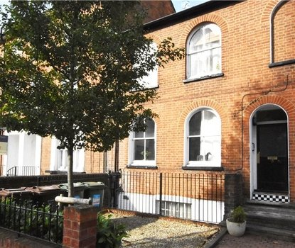1 Bedroom Apartment Sold Subject To Contract in Alma Road, St. Albans, Hertfordshire - Collinson Hall