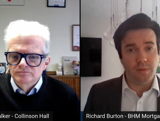 Financial Services/Mortgage update from Richard at BHM - Collinson Hall